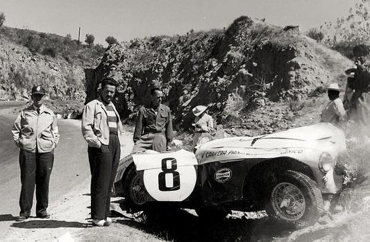 """a6 2 - A história da """"La Carrera Panamericana"""""""