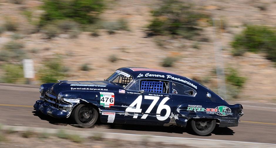 """a6 4 - A história da """"La Carrera Panamericana"""""""