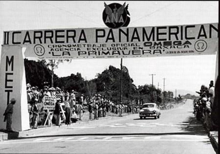 """a8 1 - A história da """"La Carrera Panamericana"""""""