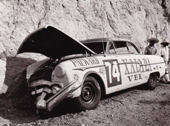 """a8 2 - A história da """"La Carrera Panamericana"""""""