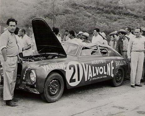 """a9 3 - A história da """"La Carrera Panamericana"""""""