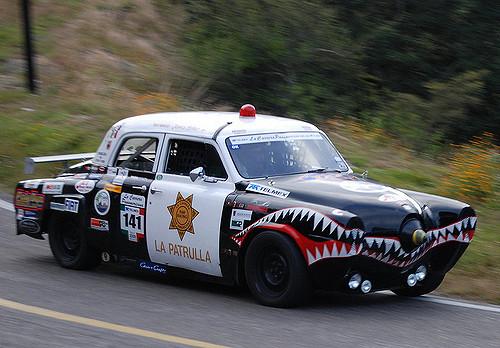"""a9 4 - A história da """"La Carrera Panamericana"""""""