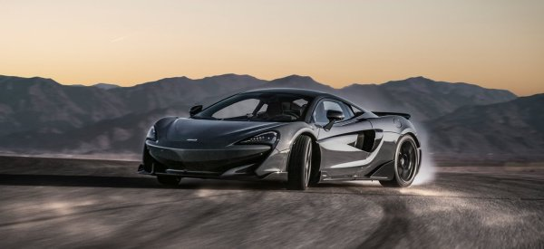 z2 - McLaren 600LT - The best driver´s car in the world