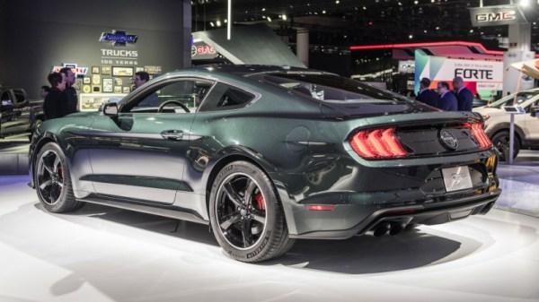 a19 - Ford Mustang Bullitt 2019