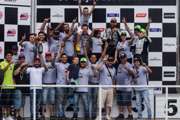 o7 - Final da Old Stock Race 2018