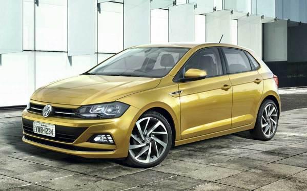 volkswagen polo 2018 highline 2 - Veículos Automotores - os mais vendidos em 2018 no Brasil