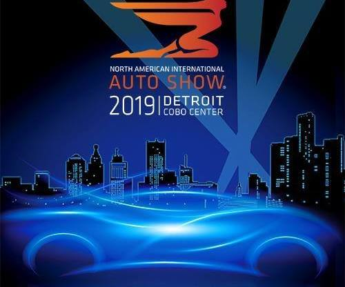 w23 - Salão do Automóvel de Detroit 2019