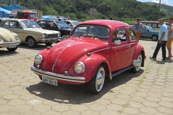 IMG 6658 - 2º Encontro de Fuscas e Antigomobilismo de São Lourenço-MG