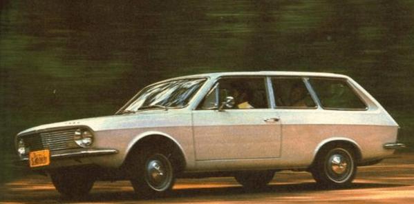 q24 1 - Ford Corcel e Belina