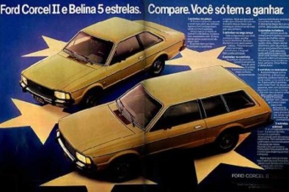 q37 - Ford Corcel e Belina