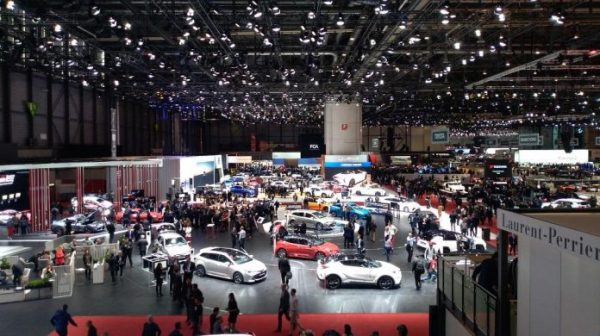 w20 1 - Genebra Intenational Motor Show 2019