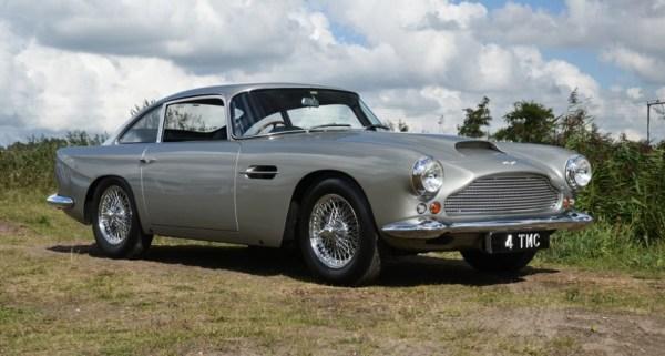 w8 4 - Aston Martin - o puro Inglês