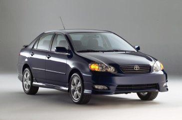 Corolla XRS 2004