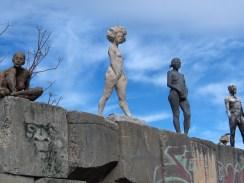 NYC sculpture