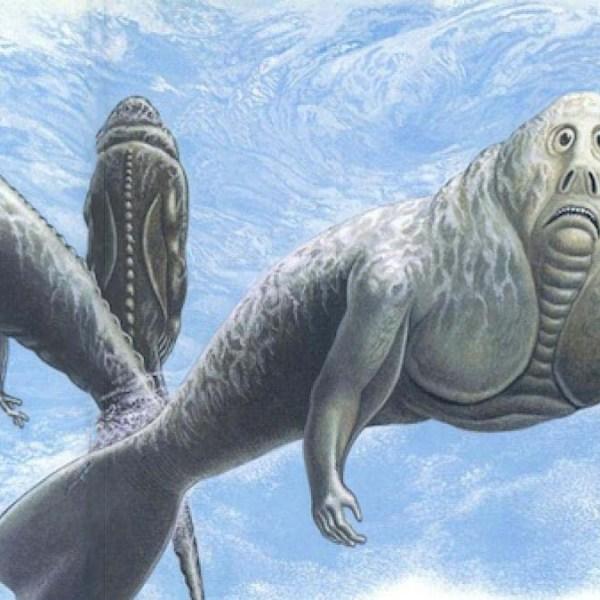 El hombre después del hombre: la especulación evolutiva al ritmo de la ciencia ficción.