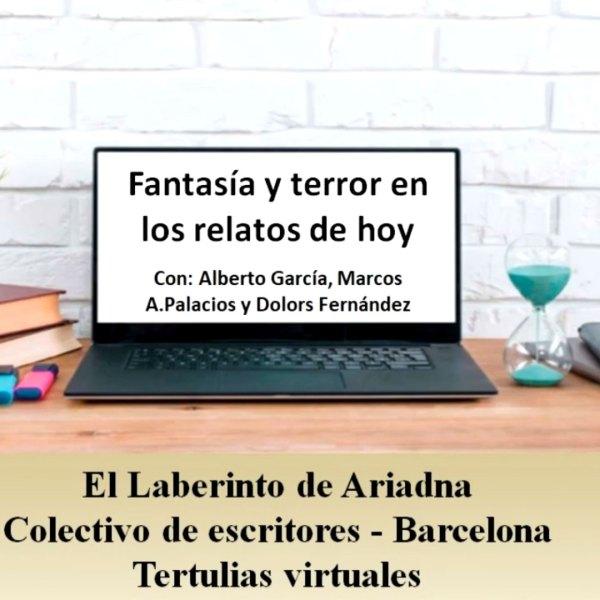 Video de la mesa redonda: Fantasía y terror en los relatos de hoy