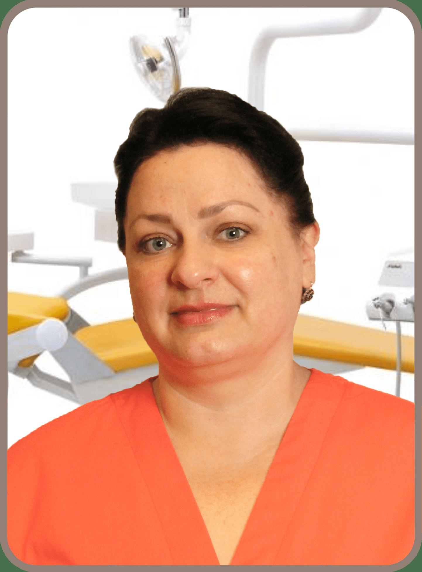 Balog Galina szájhigiénikus, fogászati szakasszisztens, Laser Dental Hygienist Gáspár Medical Center