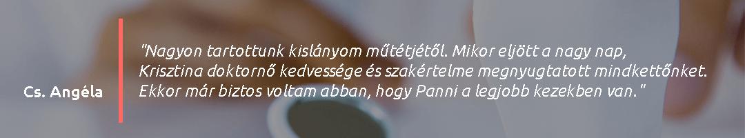Gáspár Medical Dr. Tóth-Urbán Krisztina páciens vélemény