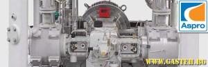 Equipment of methane stations ASPRO