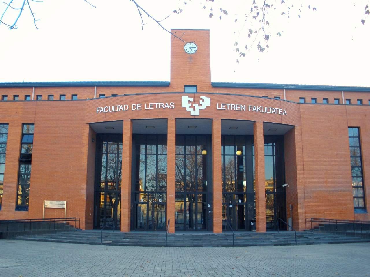 Facultad de Letras de Vitoria-Gasteiz | Foto: Wikipedia