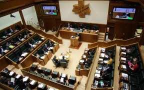 Parlamento Vasco - Legebiltzarra