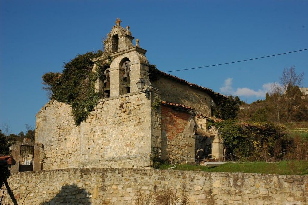 Iglesia de San Andrés de Villambrosa | Foto: Ayuntamiento de Ribera Alta