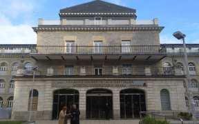 Hospital de Santiago de Vitoria-Gasteiz (Osakidetza) | Foto: Gasteiz Berri