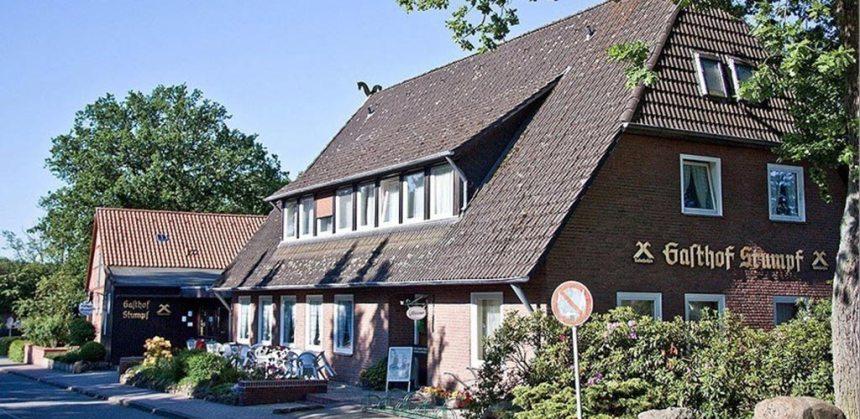 Gasthof Stumpf - Haupthaus mit Restaurant