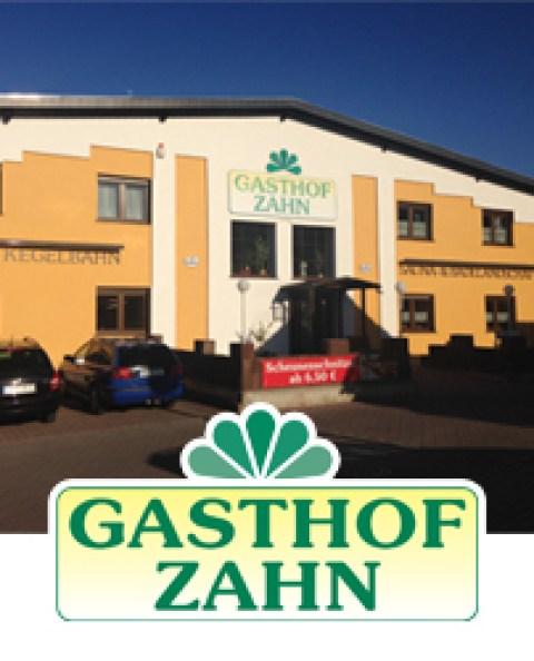 Gasthof Zahn in Stedten