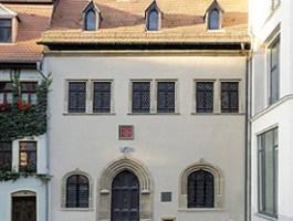 Lutherstätten in Eisleben, Geburtshaus und Sterbehaus von Martin Luther