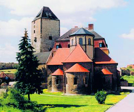 Burg in Querfurt