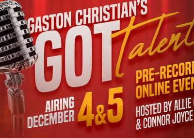 GCS Got Talent – Christmas Edition