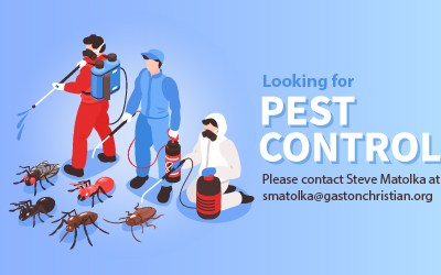 Looking for Pest Control Company