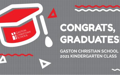 GCS 2021 Kindergarten Graduation VIDEO and Download Link
