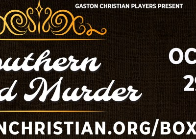 GC Players present 'Southern Fried Murder'