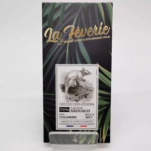 "IMG 20201107 164617 - Hasnaâ chocolat La Fèverie ""Arhuaco 72%"""