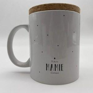 "IMG 2067 - Marcel et Lily - mug ""futur mamie"""