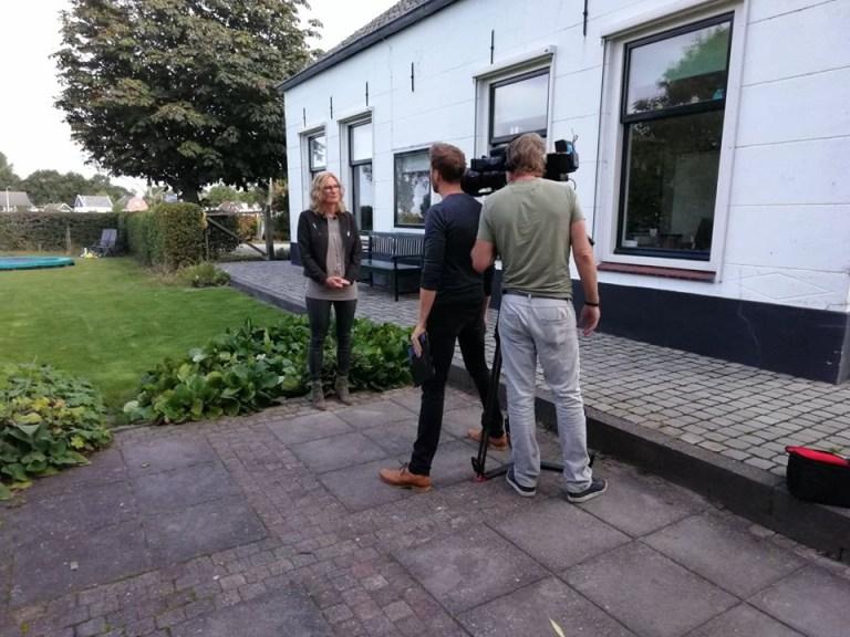 TV opnames Nederland van Boven