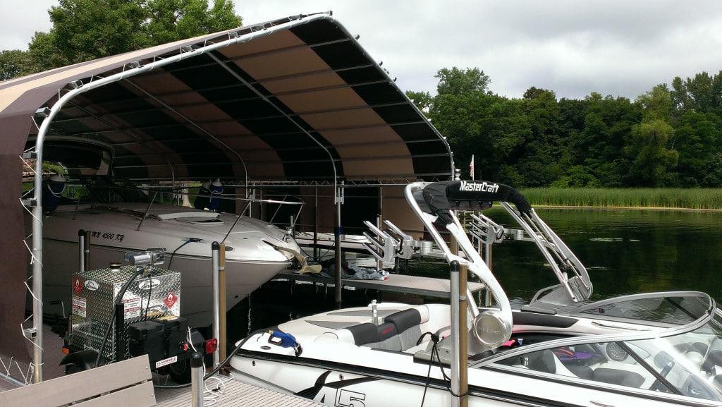 Boat Fuel Trailer