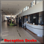 Bariatric surgery Hospital reception hall