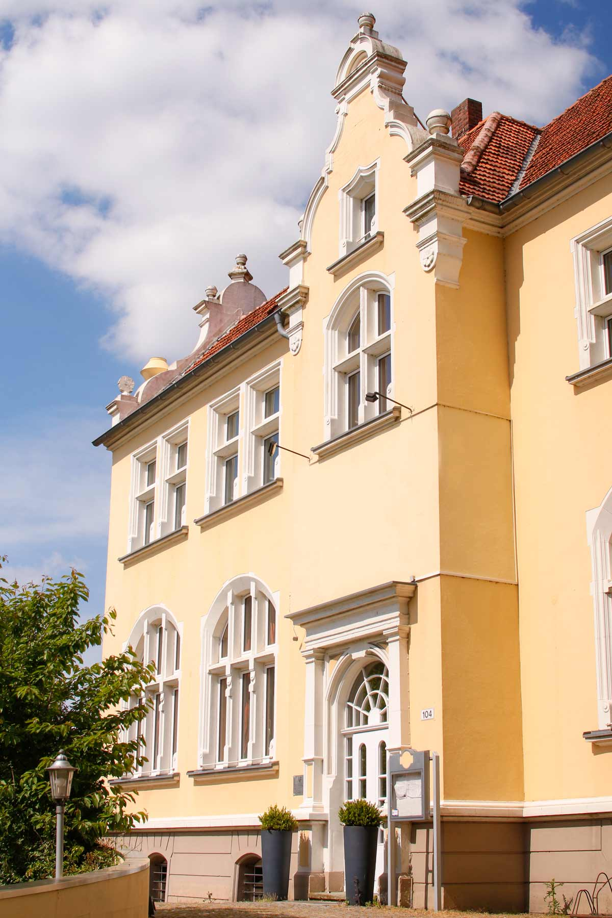 Kneisterei-Haus-front