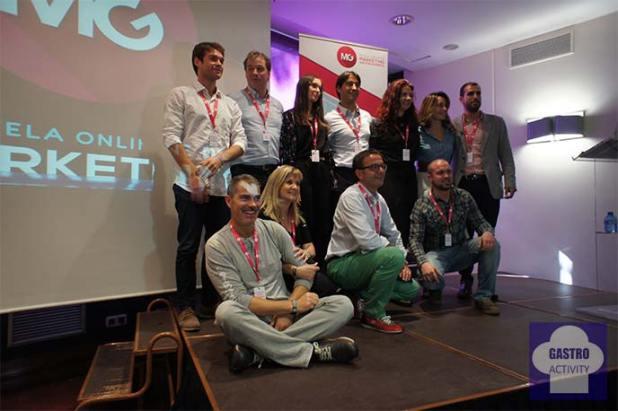 Ponentes del I Encuentro de Innovación y Marketing Gastronómico #emarketgastro