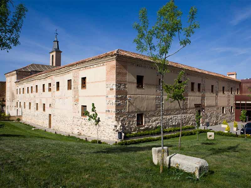 San Antonio El Real Segovia Hotel