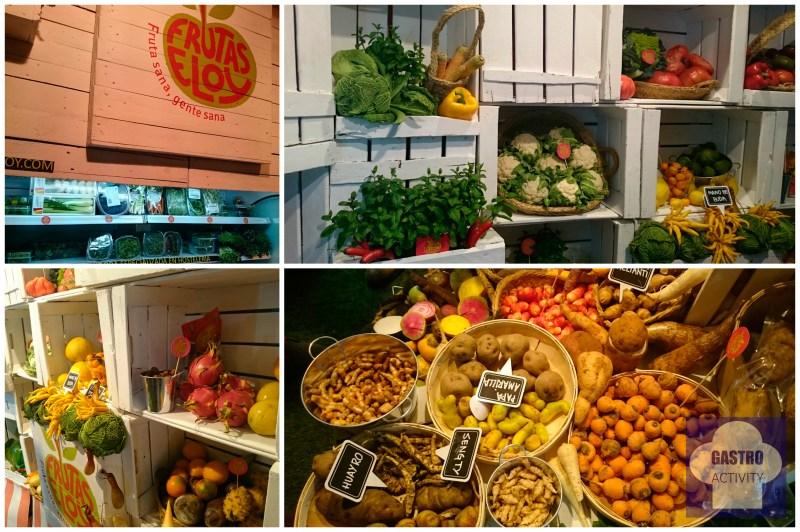 Frutas Eloy en Madrid Fusion