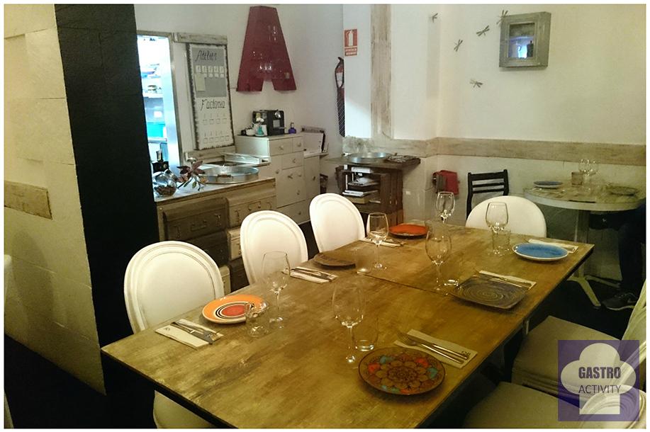 El Atelier de La Gastrocroqueteria