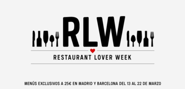 Restaurant Lover Week 2015