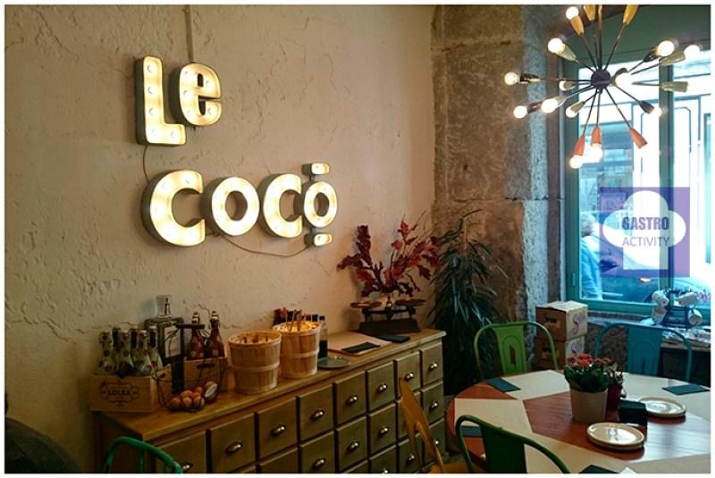 Restaurante Le Coco en Chueca Comer a buen precio en Madrid