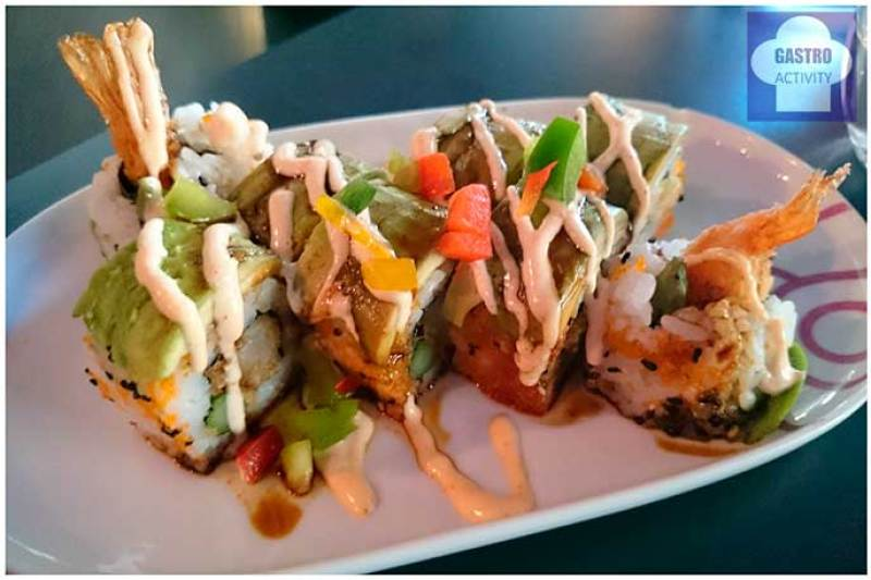 Maki Dragon Restaurante Japones Miss Sushi