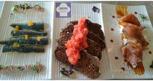 Atalanta restaurante Madrid Gran Vía