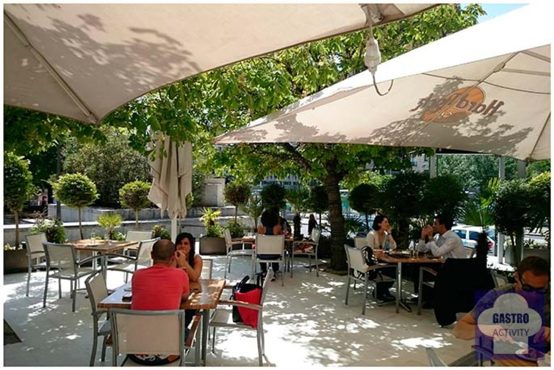 Hard Rock Café Madrid terrazas de Madrid